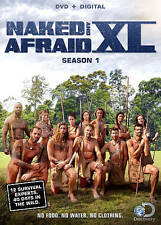 Naked and Afraid XL: Season 1 (DVD, 2016, 3-Disc Set)