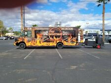 Food Truck Gourmet Mobile Kitchen Licensed and Operating