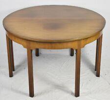 Mesa de Comedor Caoba Kittinger mesas antiguas (1950 ...
