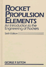 Rocket Propulsion Elements by Sutton