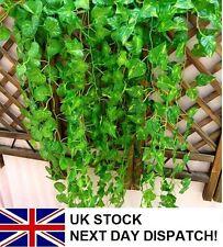 7.87 FT Artificiale Ivy leaf Garland PIANTE FINTE FOGLIE FIORI DECORAZIONE CASA