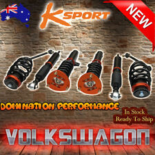 Coilovers for Volkswagon Golf 7 - Ksport Fully Adjustable Coilover Kit