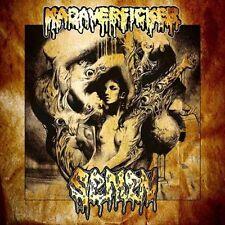 "KADAVERFICKER / SEMEN -split 7"" EP- (new Goregrind split 2016, Disgorge, CBT)"