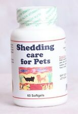 SHEDDING CARE FOR PETS - TREAT & PREVENT - Made in USA