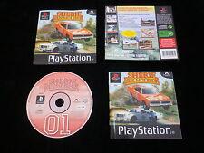 JEU Sony PLAYSTATION PS1 PS2 : SHERIF FAIS MOI PEUR (complet, envoi suivi)