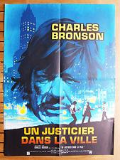 AFFICHE 60 X 80 CM UN JUSTICIER DANS LA VILLE - DEAD WISH - WINNER - BRONSON