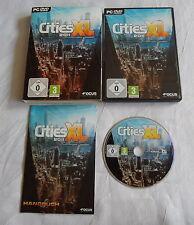 Cities XL 2011 für PC
