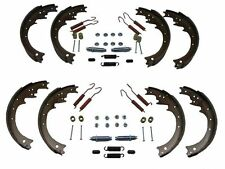 8 Brake Shoes w/ Adjusters & Hardware 37 38 Cadillac NEW 1937 1938 srs 50 & 60