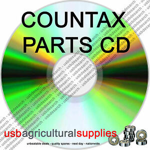 COUNTAX RIDER 30 Mk1 - 2000 WESTWOOD MOWER PARTS LISTS CD DIAGRAMS OWNERS MANUAL
