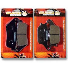 Honda F+R Brake Disc Pads VT 1300 Sabre Stateline Interstate (2011 2012 2013)