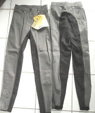 HKM Damen Reithose,Vollbesatz, jeans schwarz Gr. 36. HKM  Art. Nr. 2170 (3472)