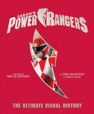 Power Rangers : The Ultimate Visual History, Hardcover by Zahed, Ramin; Reven...