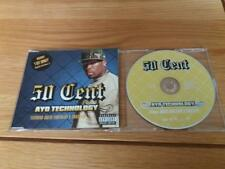 50 CENT FEAT JUSTIN TIMBERLAKE  AYO TECHNOLOGY / I GOT MONEY (2007 )