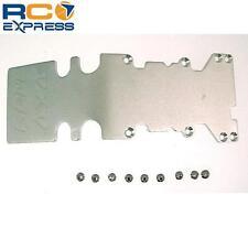GPM Traxxas Emaxx Tmaxx 2.5 3.3 Aluminum Rear Skidplate TMX1331R08