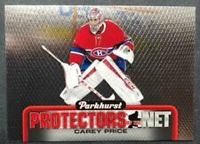 2016-17 UD Parkhurst Hockey Protectors Of The Net #DN1 Carey Price Montreal