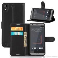 MAGNETIC LUXURY FOR VARIOUS HTC DESIRE 530 WALLET LEATHER CASE COVER + F&FREE