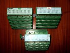 Lot of 3 X Phoenix Contact 32 DI Modules.  IBS ST 24 DI 32/2  P/N  2754927