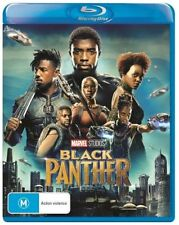 Black Panther Blu-ray BRAND NEW Region B