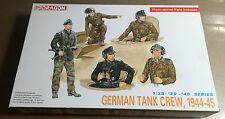 DRAGON 6014 - GERMAN TANK CREW 1944-45 - 1/35 NUOVO