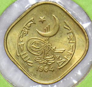 Pakistan 1964 5 Paisa 191405 combine shipping