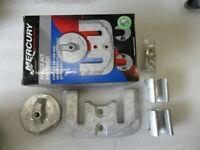 T26 Genuine Mercury Quicksilver 888761K01 Anode Kit OEM New Factory Boat Parts