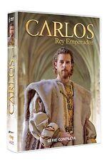 CARLOS, REY EMPERADOR  **Dvd R2** Alvaro Cervantes, Blanca Suarez