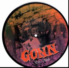 """GONN BLACKOUT OF GRETELY NUMBERED PICTURE DISC RSD RELEASE 543/1000 45RPM 7"""""""