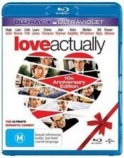 Love Actually 2015 Hugh Grant Blu-ray