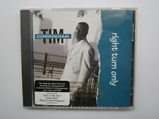 Tim Cunningham Right Turn Only (CD, 1996, Atlantic) Promo