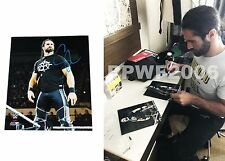 Wwe Seth Rollins Hand Signed Autographed 8X10 Photofile Photo W/ Exact Proof 9