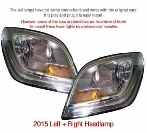 OEM Parts Head Light Front Lamp Left + Right Assembly for CHEVROLET 2015 Orlando