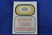 New ListingGolden Nugget Casino Playing Cards