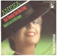 ANEKA - OOH SHOOBY DOO DOO LANG - SINGLE VINYL   +++GUTER ZUSTAND+++