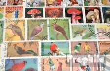 Vietnam 100 different stamps