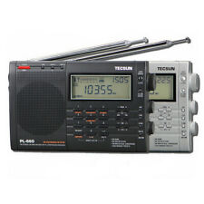 Original Tecsun PL-660 Pll Digital De Radio Am Fm Sw Lw Ssb Receptor de radio de banda aérea