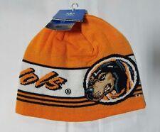 8e86592e2c1 Tennessee Volunteers Knit Beanie Toque Winter Hat skull cap NEW NCAA White  Strip