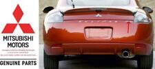 2006 2011 Mitsubishi Eclipse GT V6 Rear Emblem New OEM