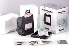 Rolleiflex Rollei SL-66E SL66SE x Series 645 Film Back 120 New Inbox Never Used