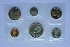 Canada 1971 Mint Coin Set w/ British Columbia BC Non Silver Dollar UNC