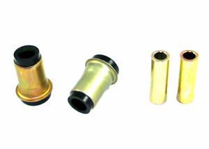 Whiteline W51665 Control Arm Lower Inner Bushing fits Toyota Corona 2.0 (RT13...