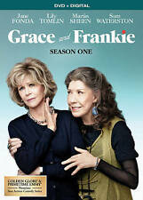 Grace  Frankie: Season 1 (DVD, 2016, 3-Disc Set) Brand New