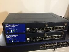 Juniper Networks SRX-210 Secure Services Gateway VPN Firewall SRX210BE 12.1X46