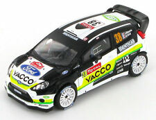 Ford Fiesta RS WRC Maurin - Ural Rally Monte Carlo 2012 1:43