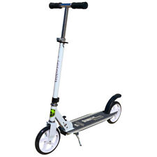 Adrenalin Street Runner 200mm Wheels Kids & Adults Push Scooter - White