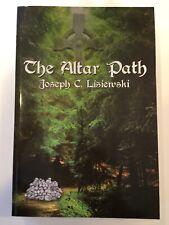The Altar Path Joseph C. Lisiewski Excellent Condition Free Insured Shipping