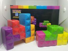 Tetris Salt And Pepper Shakers. Ceramic. Loot Crate Exclusive. Loot Crate DX