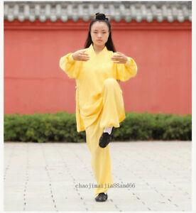 China Wudang Taoist Suit Kung Fu Tai Chi Martial Arts Wu Shu Surplices Uniform