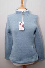 Weird Fish Polyester Zip Neck Hoodies & Sweatshirts for Women