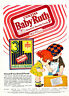 1928  Vintage Baby Ruth Candy Bar Ads Curtiss Candy full Color