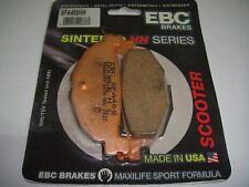 PASTIGLIE FRENO EBC 408 SINTERIZZATE POSTERIORI YAMAHA T-MAX TMAX ABS 500 2007